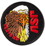ASP 59106 ASP Eagle Certified Patch