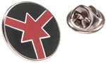 ASP 59204 ASP Red Arrow Certified Baton Lapel Pin