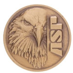 ASP 59301 Certified Challenge Coin