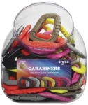 ASP 81298 Carabiner Bin (Assortment of 50)