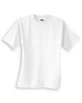5.4 oz. 100% Cotton T-Shirt with TearAway Label
