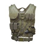 Tru-Spec® 2890 Cdv-5s Cross Draw Vest