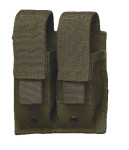 Tru-Spec® 6465 Mpd-5s Double Pistol Mag Pouch