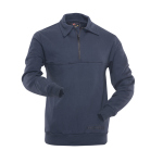 Atlanco 6482 CORDURA® NYCO FLEECE 1/4-ZIP JOB SHIRT