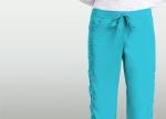 Barco 8201 5pkt Shirred Drawstring Pant