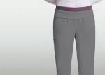 Barco 8202 4 Pocket Logo Elastic Band Pant