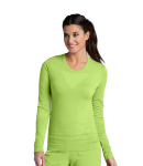 Barco 5305 Long Sleeve Knitted Seamless Tee