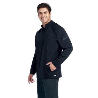 Barco 0918 4pkt Zip Front Jacket