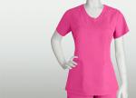 Grey's Anatomy 41408 2 Pocket Stitching Yoke Detail