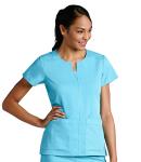 Grey's Anatomy 41445 3 Pocket Notched Shoulder Yoke