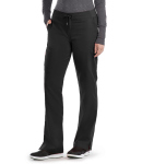 Grey's Anatomy 4277 6 Pocket Tie Front Pant