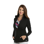 Barco 4482 2pkt Princess Seamed ZipJacket