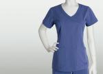 Grey's Anatomy Signature 2103 2 Pocket Mock Wrap Notch Sleeve