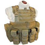Tactical Battle Chest Rig