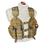 Tactical Enhanced Stacker Assault Vest