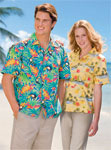 Tropical Camp Shirts