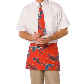 Blue Generation BG1286 BG1286Waist Apron 65/35 Poly Cotton