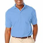 Blue Generation BG7400 Mens Easy Care 65/35 Poly Cotton