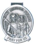 "Blackinton Insignia and Recognition J-171 1.5"" ST. Michael Visor Clip"
