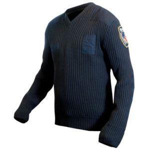 Blauer 205XCR 205XCR 205XCR 205XCR 205XCR 205XCR 205XCR 205XCR 205XCR Lined V-Neck Sweater