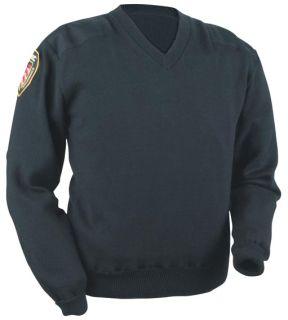Blauer 205 Lightweight V-Neck Sweater