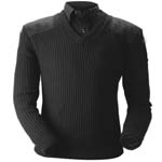 Blauer 210-12 Classic V-Neck Sweater