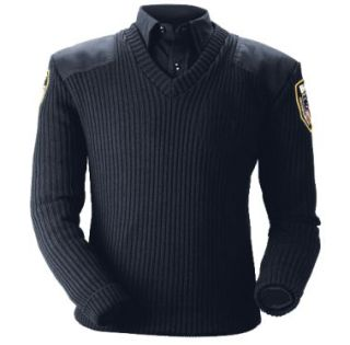 Blauer 210XCR Lined V-Neck Sweater