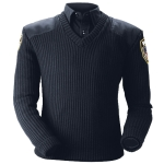 Blauer 210 Classic V-Neck Sweater