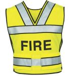 Blauer 339F Breakaway Safety Vest w/ Fire Logo