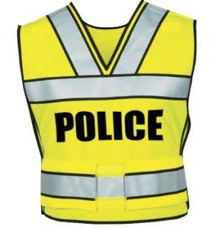 Blauer 339P 339P 339P 339P 339P Breakaway Safety Vest w/ POLICE Logo