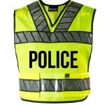Blauer 339R-P Oralite Breakaway Safety Vest - Police Logo