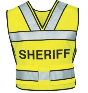 Blauer 339S Breakaway Safety Vest w/ Sheriff Logo