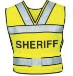 Blauer 339S Breakaway Safety Vest w/ Sheriff Logo