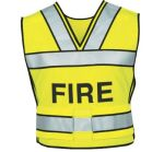 Blauer 340F 340F 340F Breakaway Safety Vest w/ Fire Logo