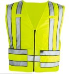 Blauer 342 Zip-Front Breakaway Safety Vest
