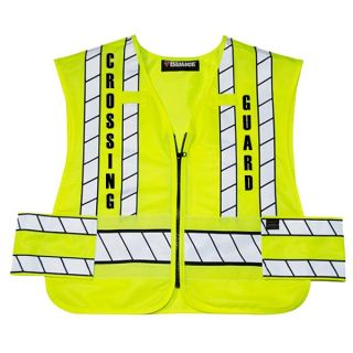 Blauer 343C Zip-Front Breakaway Safety Vest