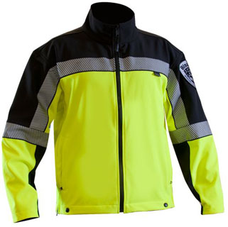 Blauer | 4670 | Colorblock SoftShell Fleece Jacket| Outerwear ...