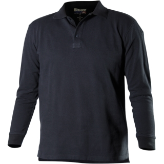 Blauer 8146 Ls 100% Cotton Polo Shirt