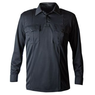 Blauer 8165 Long Sleeve Performance Patrol Polo