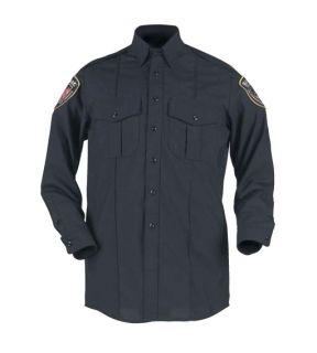 Blauer 8255W Long Sleeve 100% Cotton Shirt (Womens)