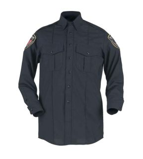 Blauer 8255 Long Sleeve 100% Cotton Shirt
