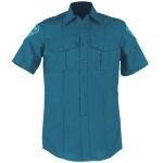 Blauer 8256 Short Sleeve 100% Cotton Shirt