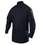 8431-1 Long Sleeve Cotton Blend Shirt