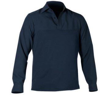 Blauer 8471W Long Sleeve Wool Blend Streetshirt® (Womens)