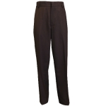 Blauer 8560W 4-Pocket Wool Blend Trousers (Womens)