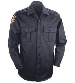Blauer 8703-7A Long Sleeve Nj Doc Shirt