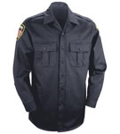 Blauer 8703-7A Long Sleeve Nj Doc Shirt
