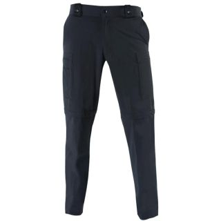 Blauer 8822WZ Zip-Off Stretch Nylon Bike Pants
