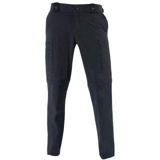 Blauer 8822Z Zip-Off Stretch Nylon Bike Pants