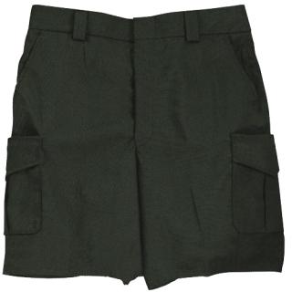 Blauer 8841-1X Side Pocket Cotton Blend Shorts